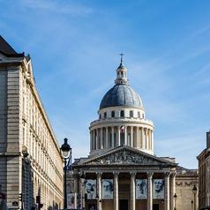 Le Panthéon, à deux pas de l'Hôtel Parc Saint Séverin
