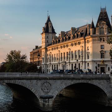le palais de la cité