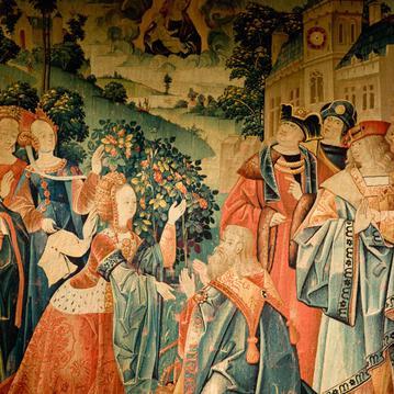 musée de cluny tapisserie